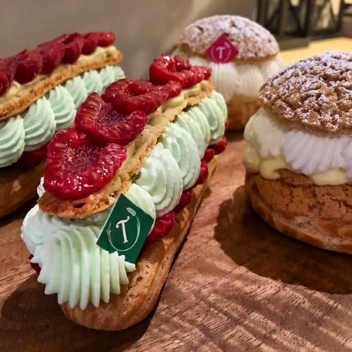 Éclairs and choux hands on pastry workshop - May 21st